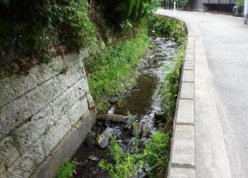 扇川:鎌倉