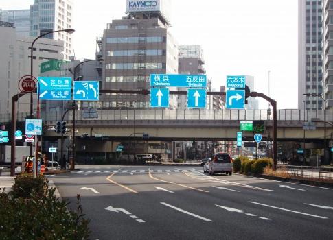 P129037赤羽橋交差点