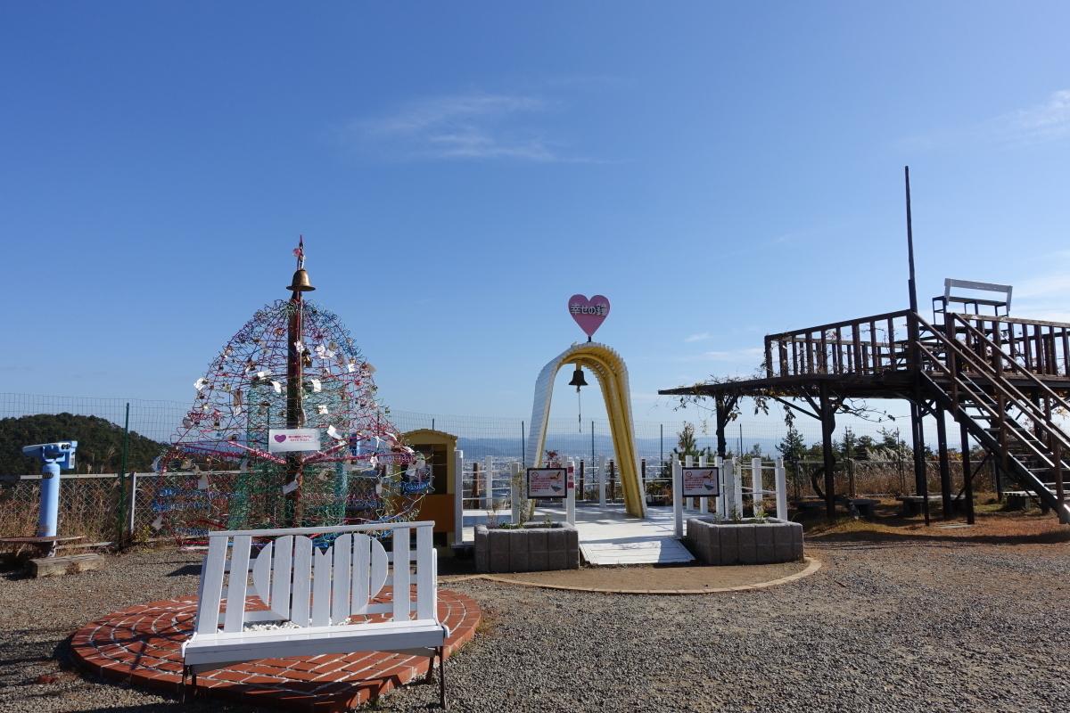 菖蒲ヶ丘展望台