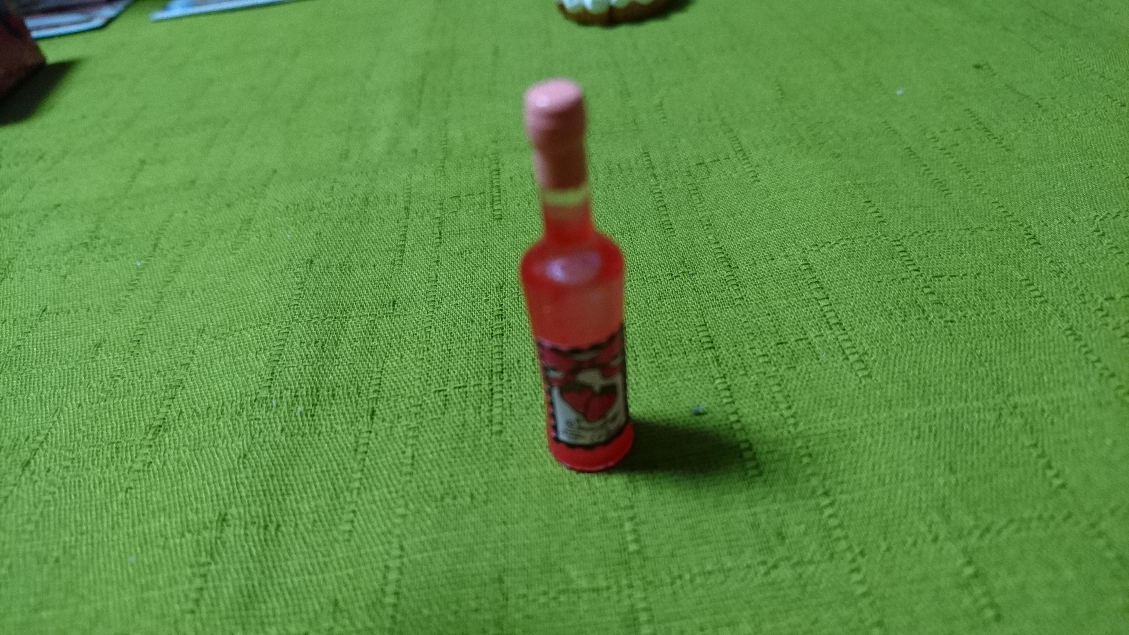 16、イチゴのスプマンテ(イタリア製のスパークリングワイン)