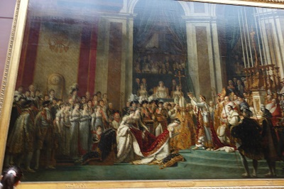 ナポレオン戴冠式