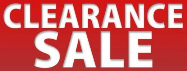 Clearanc Sale