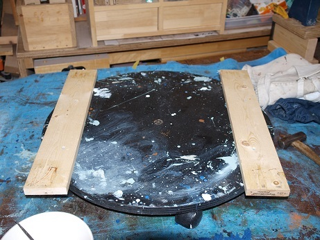 P1180046 塗装用ターンテーブル