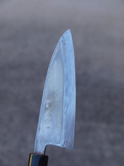 P1250010 錆び出刃研ぎ済