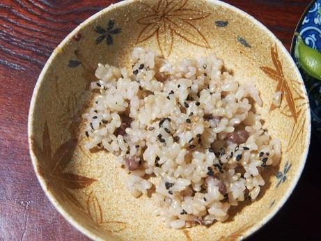 P1290634 料理赤飯