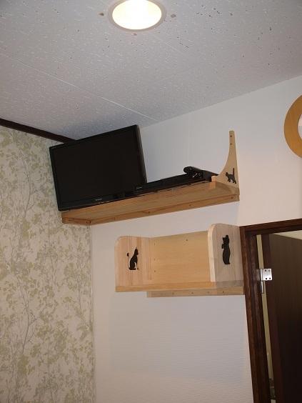 P1300003テレビと本箱