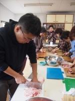 手作り餃子3