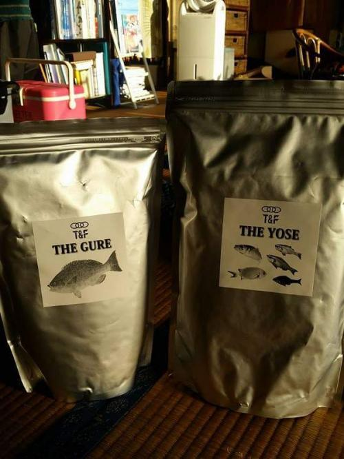 T&F 集魚剤