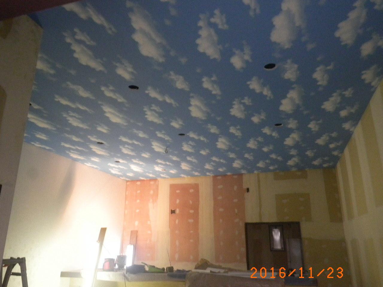 天井105
