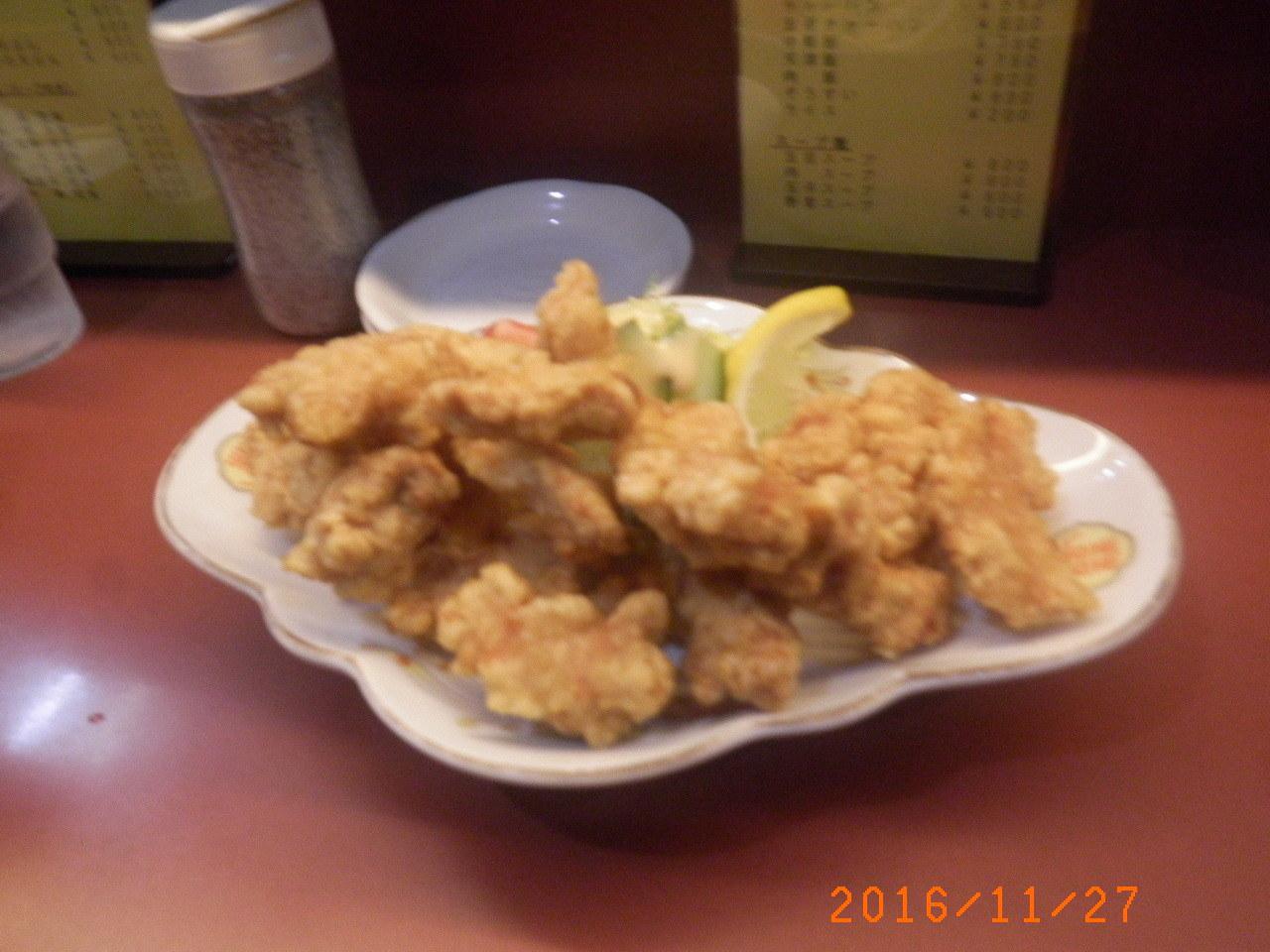 豚の天ぷら126