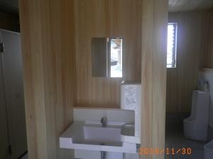 トイレ134