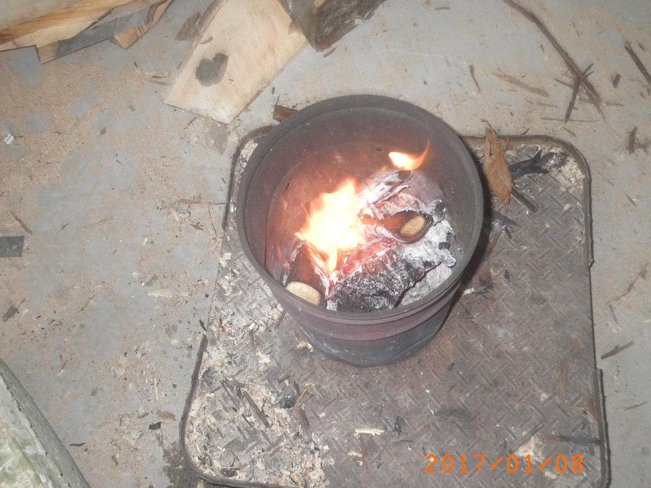 焚き火34