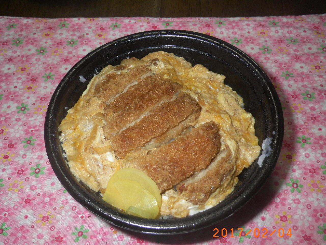 カツ丼16
