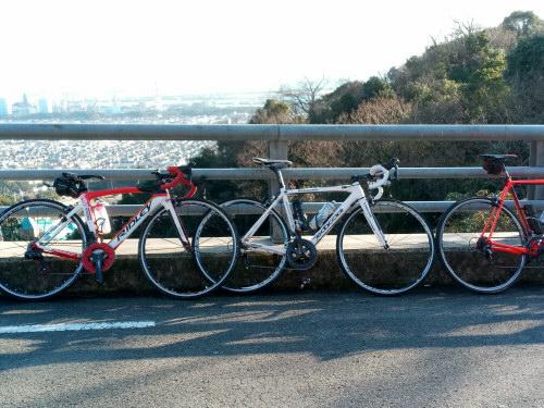 大都会和歌山を見下ろす