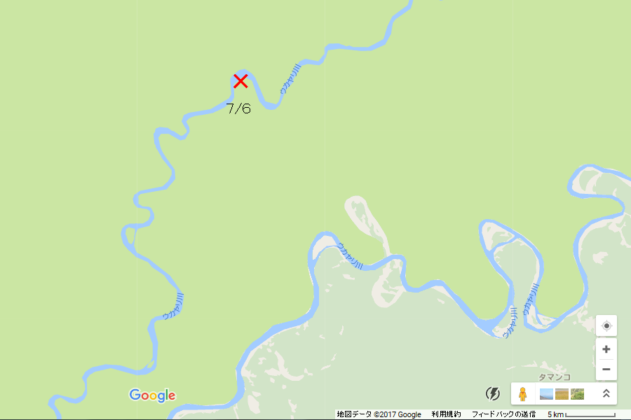 アマゾン地図12