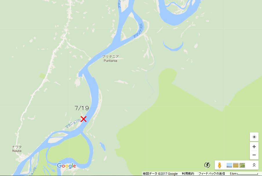 アマゾン地図18