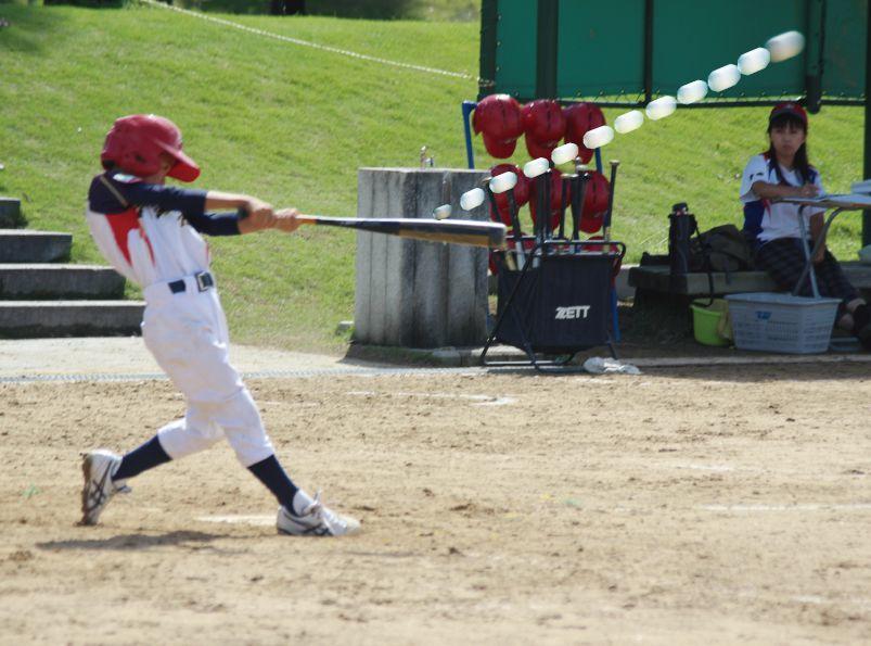 少年野球写真合成2
