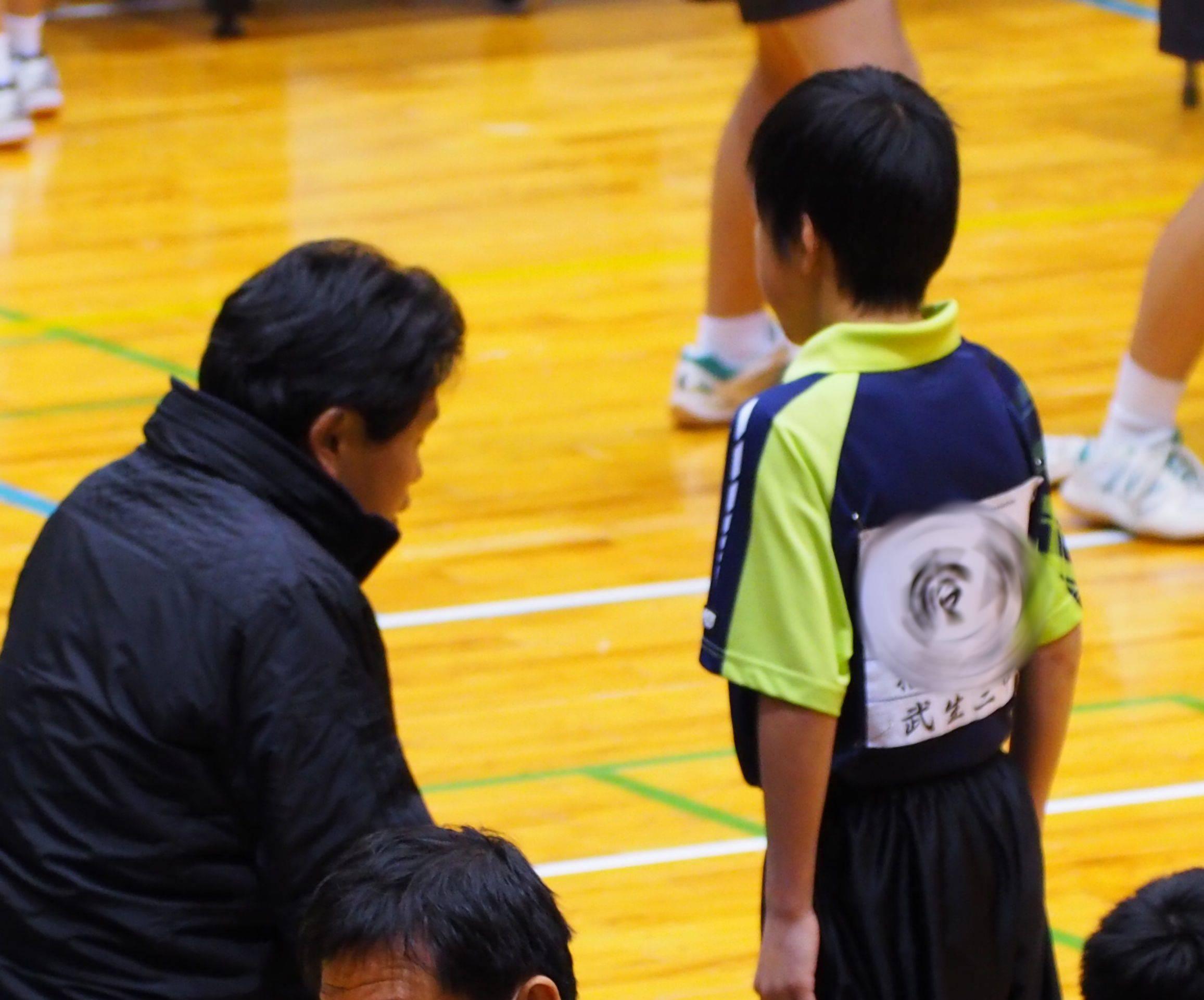 平成28年度 福井県中学校卓球大会(男子)4