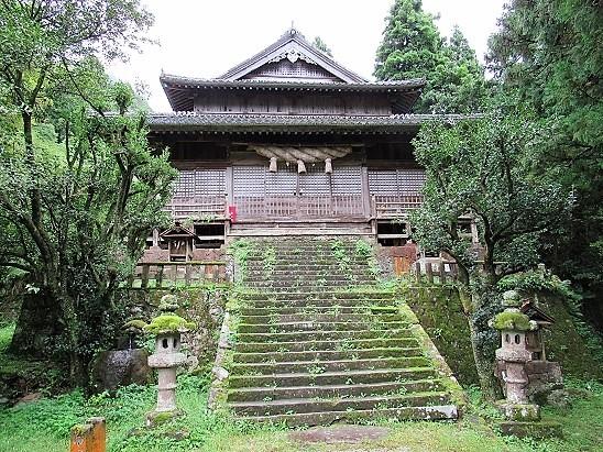 ひさめ山神社