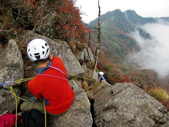 7岩壁登攀