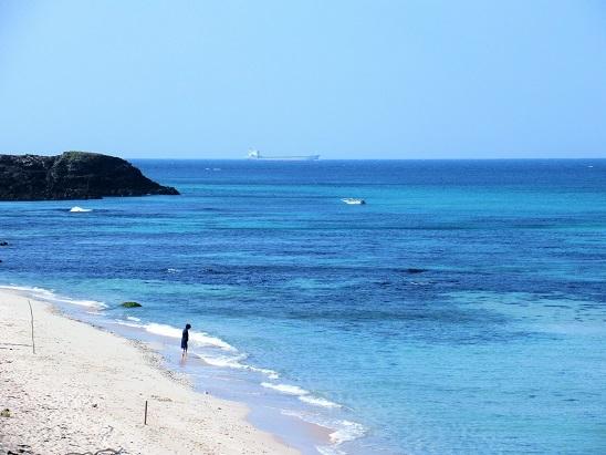 コバルトビーチ