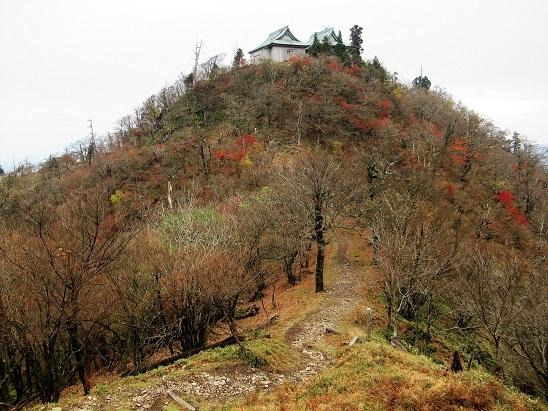 中岳・英彦山