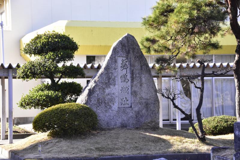 常陸太田城