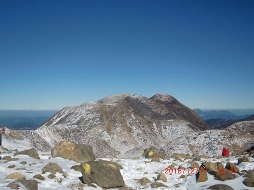 018 三俣山