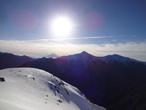022 北岳