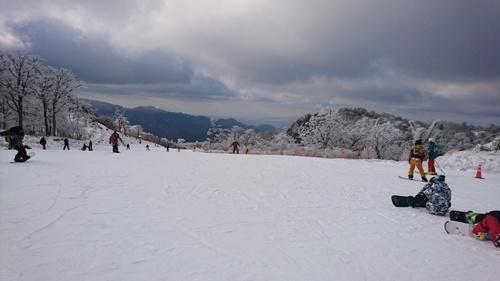 009 スキー②
