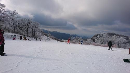 007 スキー②