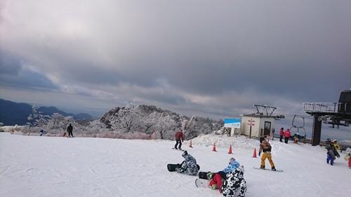 008 スキー②