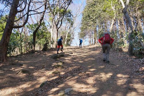 7ハイキング道