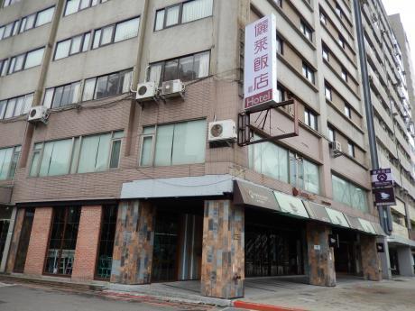 台北2016.7台北・ホテル