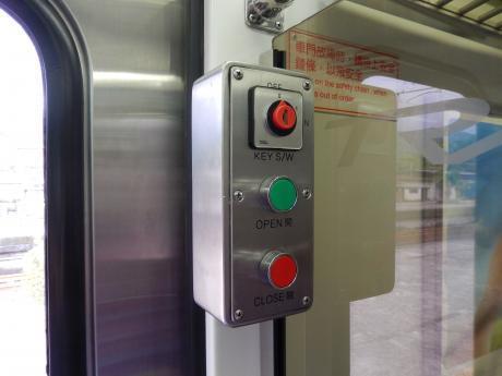 台北2016.7台北・台湾鉄道列車