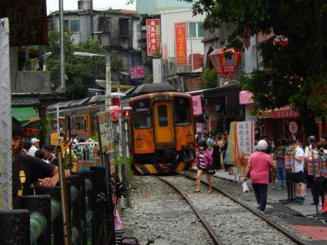台北2016.7平渓線