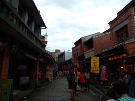台北2016.7台北・深坑街