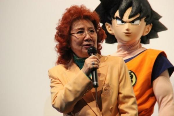 【祝】悟空役などの野沢雅子さんがギネス認定!最も長く同じキャラを演じる