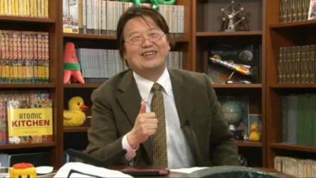 オタキング岡田斗司夫氏「宮崎駿こそ痛みについて何も考えてないで、生命に対する侮辱している作家だと言える」
