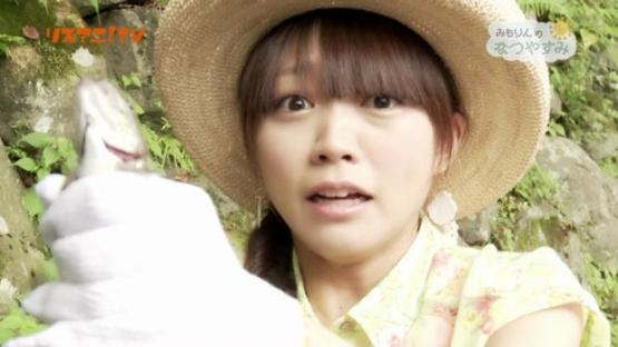 声優・三森すずこさん、中川翔子さんとの奇跡のツーショット!!!