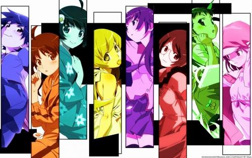 『物語シリーズ』モンスターシーズン開幕! 『忍物語』が2017年発刊予定! まだまだ終わらない物語