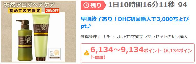 ちょびリッチ DHC