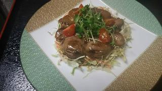 マグロ尾肉