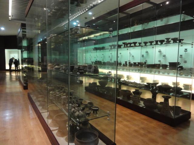 2016年12月27日 金海博物館