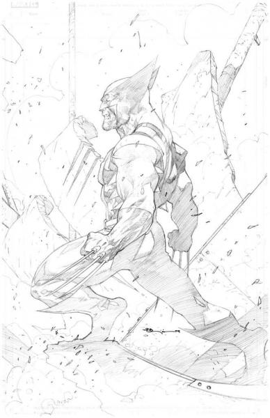 Ryan Benjamin Wolverine
