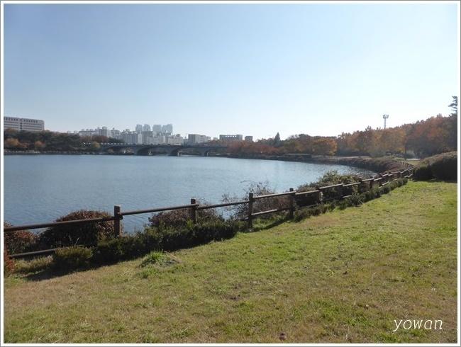 s-一山湖水公園ブランコ201611 (3)