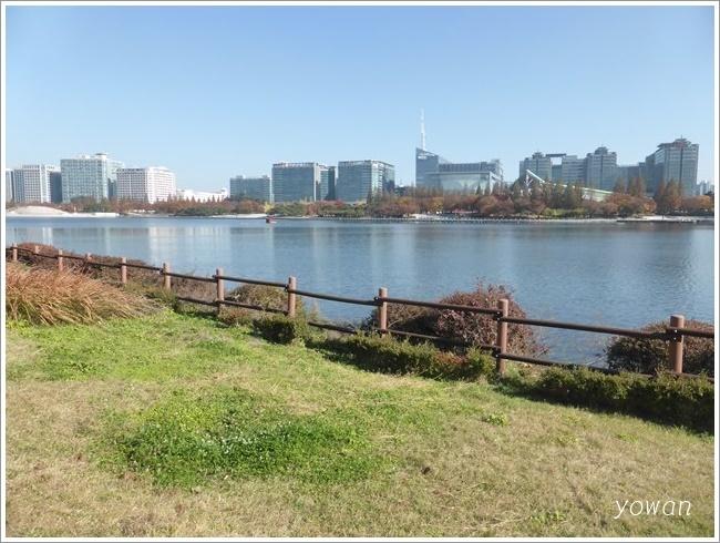 s-一山湖水公園ブランコ201611 (4)