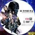 X-MEN アポカリプス dvd1