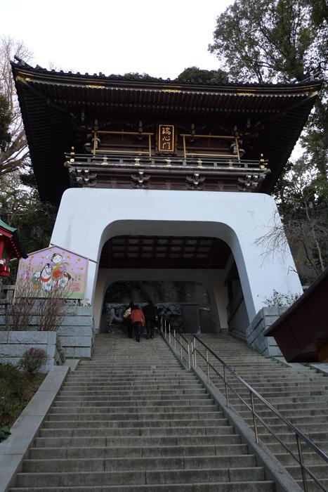 相模の国の神社  江島神社  4