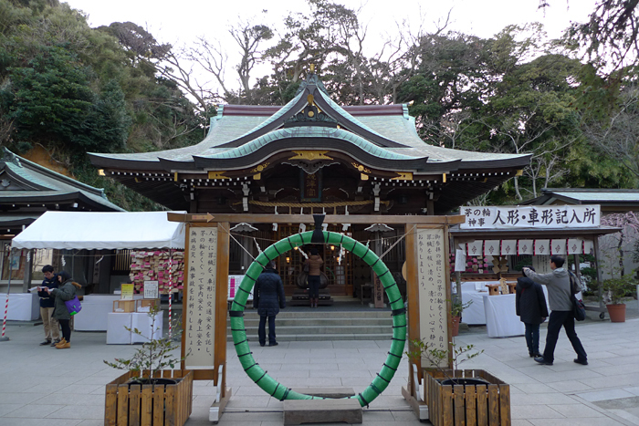 相模の国の神社  江島神社  6